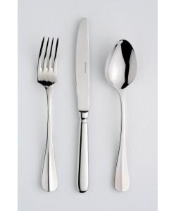 Fourchette de table EcoBaguette inox 18-0, 2.5mm epais.