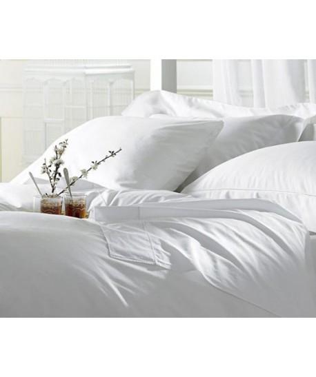 Housse de Couette blanche 220x240cm