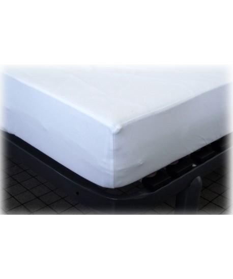 Alèse Forme Housse Bouclette/PVC 80x190x15cm Qualité Standard