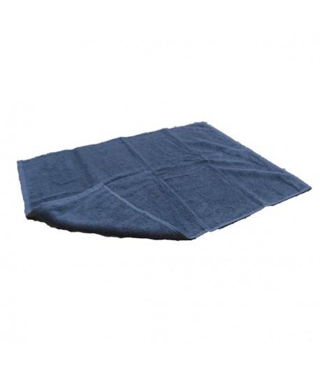 Tapis de bain 40x50cm éponge Bleu Marine 550gr/m2