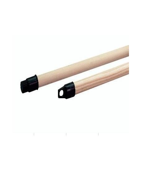 Manche en bois à vis (pour E0025-26-27)