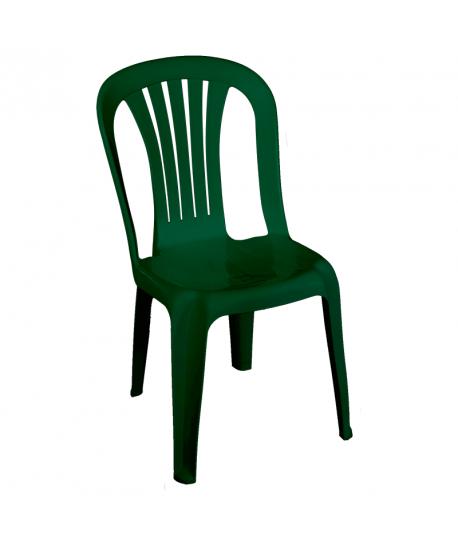 Chaise monobloc Event Verte