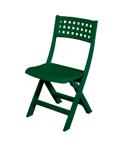 Chaise Pliante Verte