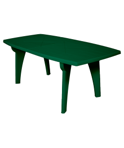 Table Standard Verte 180x90 r_sine de synthse