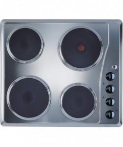 Table de cuisson 4 plaques électriques inox 7kw