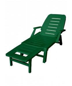 Bain de soleil Pliant Vert