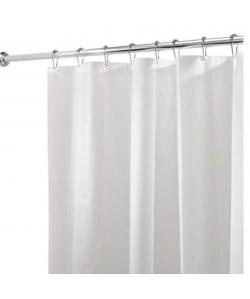 Rideau de douche 120x200 blanc