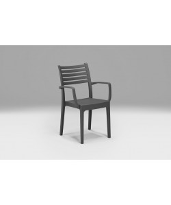 Fauteuil Olympia Anthracite