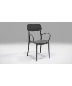 Fauteuil Calipso Anthracite