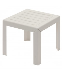 Table Basse Miami Blanc