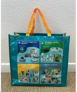 Sac de Tri, recyclage déchets ménagers, classique