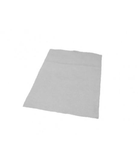 Tapis de bain jetable doux 40x60cm blanc