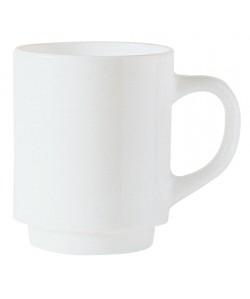 Mug uni blanc 25cl arcopal