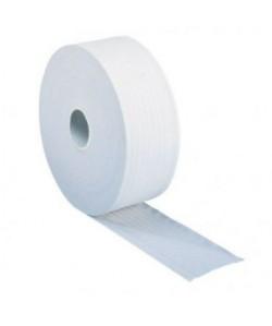 Papier hygiénique Maxi jumbo blanc pour Jumbo400M (carton de 6)