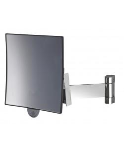 Miroir grossissant NON lumineux carré