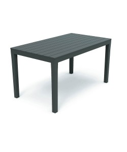 Table 140x80cm Sumatra Anthracite