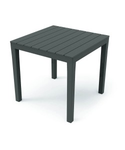 Table 80x80cm Bali Anthracite