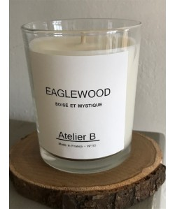Bougie parfumé Eaglewood 185g