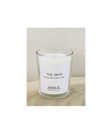 Bougie parfumé The Seas 185g