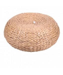 Pouf en rotin Mooréa Ø50cm