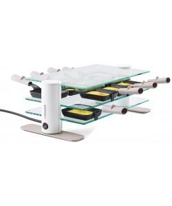 Appareil à Raclette multifonction 8 pers.